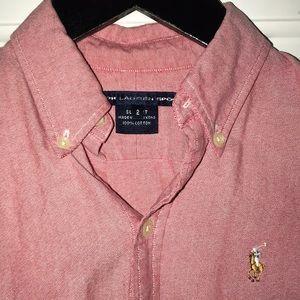 Ralph Lauren Tops - Ralph Lauren Sport button down. Sz:2-slim fit